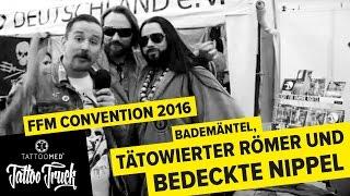 Eventbericht: @ TATTOO CONVENTION FFM mit dem TATTOO TRUCK | TattooMed