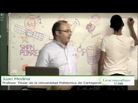 Conferencia de Juan Medina. Matemáticas para todos.