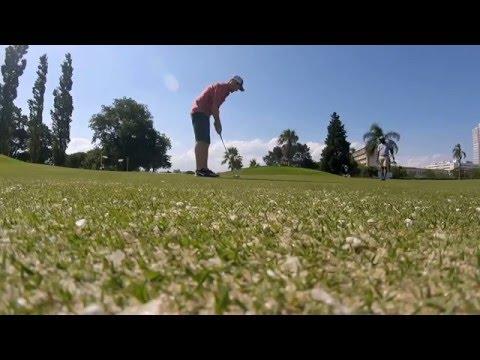 Golfs du monde - Club de Golf del Uruguay à Montevideo : les 9 premiers trous
