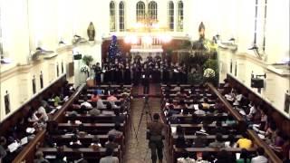 Domenico Bartolucci - Puer natus in Bethlehem - Cappella Victoria Jakarta