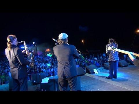 "DON CARLOS & Dub Vision ""Johnnie Big Mouth"" Live @ OSTRÃ""DA REGGAE FESTIVAL 2013 / Poland"