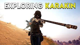 Exploring Karakin! - New PUBG Map