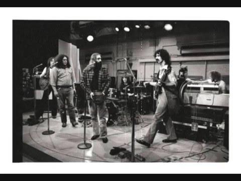 Zappa on Dick Cavett Show 1971 [no video]