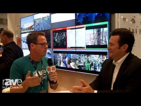 InfoComm 2014: Gary Kayye Interviews Jupiter's Brady Bruce