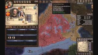 Crusader Kings II The Old Gods - Gameplay Commentary #01