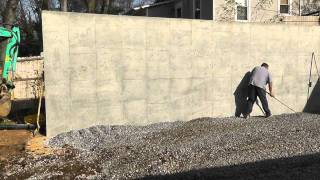 Design-build Narrow Lot Vlog #9 - Prepping Garage And Basement For Concrete Slabs