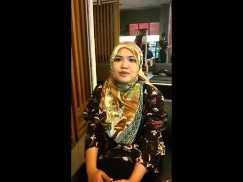 Testimoni Manager D4F Ika Pratiwi Syamsibar