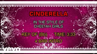 The Cheetah Girls - Cinderella (Karaoke)