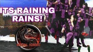 RAIN INTO RAINS - Mortal Kombat Introspection - Rain Ladder
