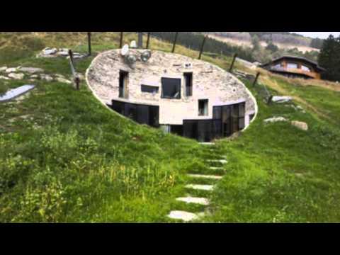 casas enterradas youtube