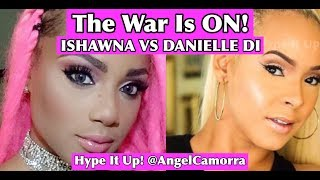 DANIELLE DI COPIES SPICE'S STYLE TO DISS ISHAWNA IN NEW SONG,  STREET BICYCLE Watch till End Lol
