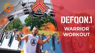 Warrior Workout | Defqon.1 at Home 2020