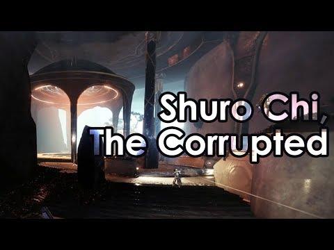 Destiny 2: Shuro Chi, the Corrupted Raid Guide - Last Wish