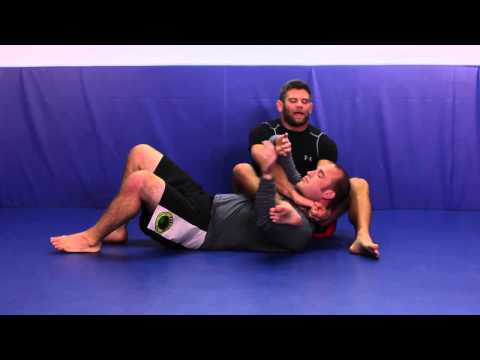 Nogi bow and arrow choke (Jiu-Jitsu Submissions)