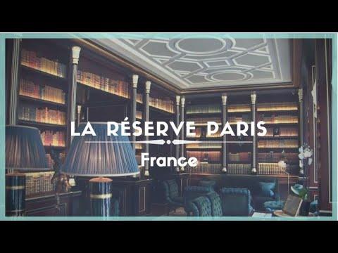 celestielle 210 la r serve paris hotel and spa paris france youtube. Black Bedroom Furniture Sets. Home Design Ideas
