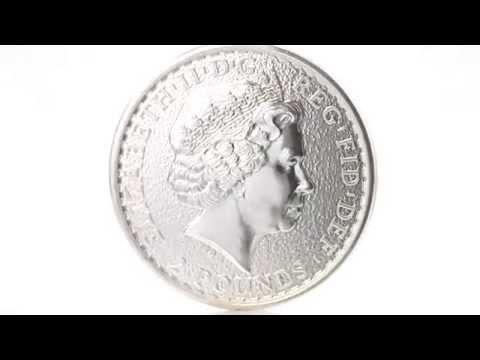 Royal Mint 2015 Silver Britannia