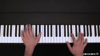 "ADELE ""Turning Tables"" / Piano Solo Cover / + Sheetmusic link"