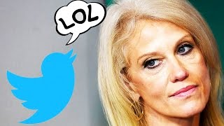 Twitter Mocks Kellyanne Conway For Tweet