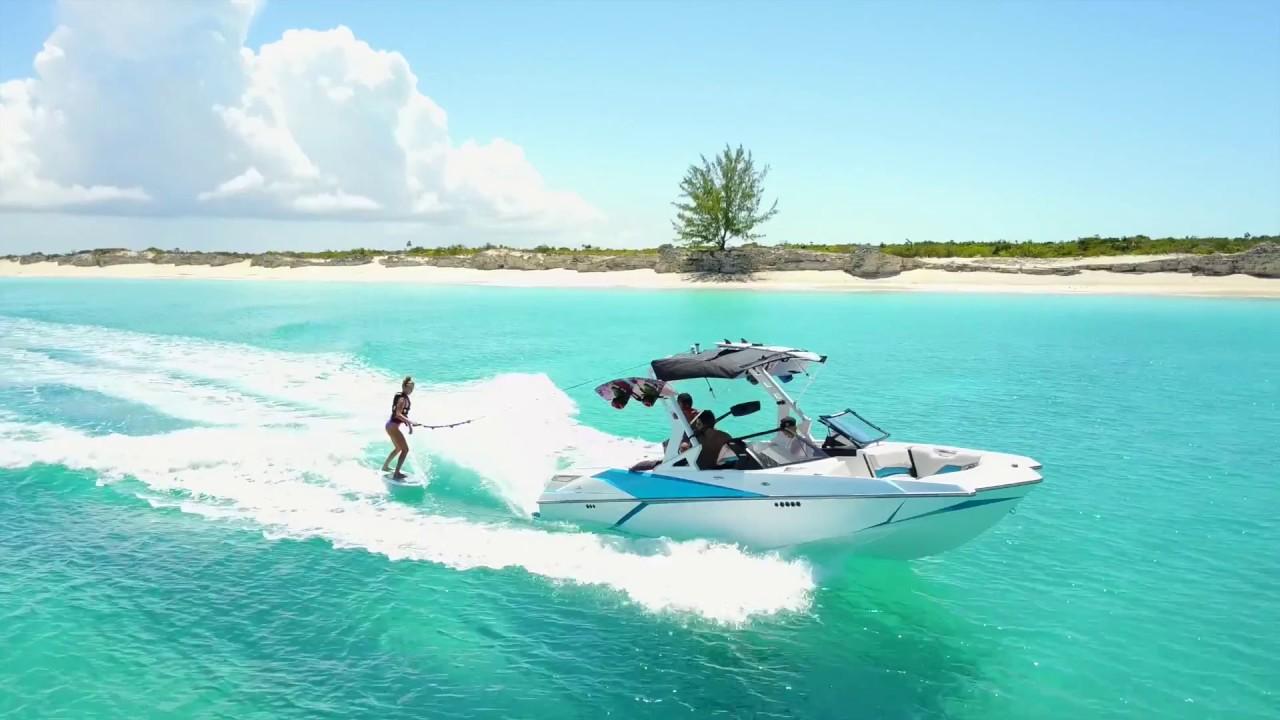 Wakesurfing in Turks & Caicos with Wake to Wake Watersports