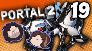 Portal 2: Quick on the Draw - PART 19 - Game Grumps