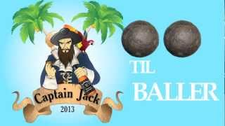 Captain Jack 2013 - Svartepetter & OnklP (prod.Tom12)