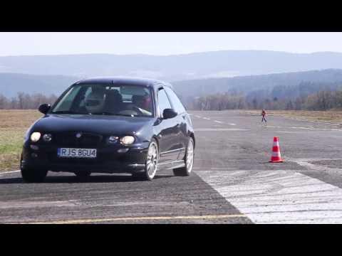 Testy lotnisko Arłamów MG ZR 160