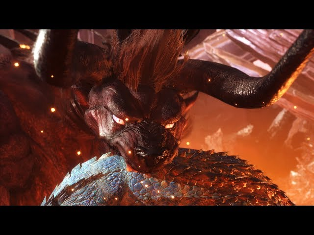 Monster Hunter: World x Final Fantasy XIV Collaboration