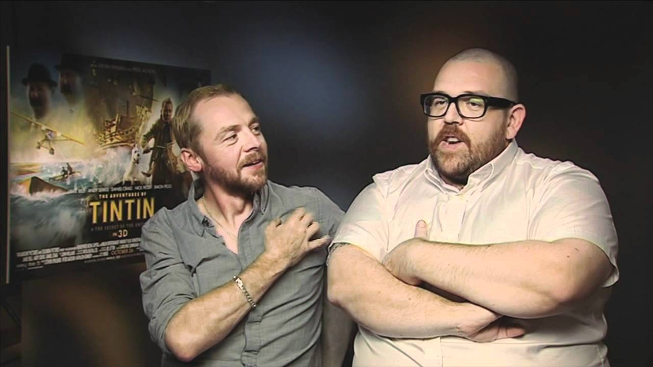 Simon Pegg and Nick Frost - YouTube