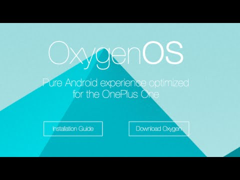 How to Install OxygenOS on OnePlus One