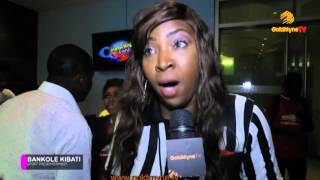 WATCH FRED AMATA AND SEGUN ARINZE SLOG IT OUT AT CELEBRITY SUPER FANS CHALLENGE