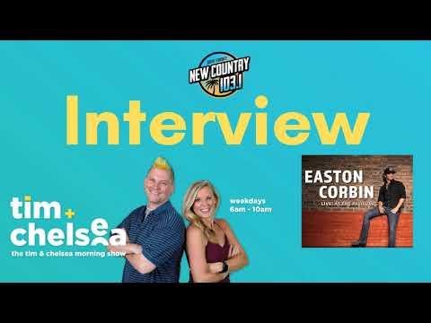 Easton Corbin Interview
