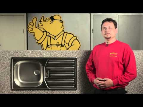Video Der Spülenlocher - Rentas Werkzeugvermietung