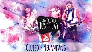 CLUESO - NEUANFANG - How to play on Guitar-Tutorial-Lyricsvideo+Chords+Tabs+GuitarPro