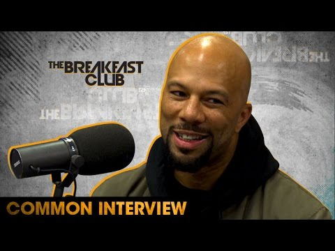 Common On New Album, Presidential Election and Being Cool With His Exes