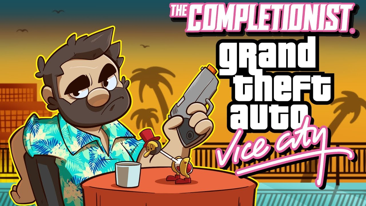 Grand Theft Auto Vice City is a Neon Dream | The Completionist thumbnail