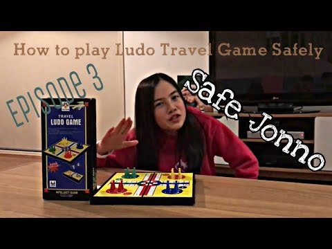 How to play Ludo Travel Game safely |...