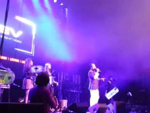 Mika Singh Live in Auckland - 440 Volt - 21st Oct 2016