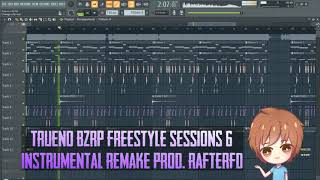 TRUENO || BZRP Freestyle Sessions #6 (Instrumental Remake) | Prod. RafterFD