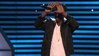 ESPY Awards - Jay Pharoah Does Comical Jay-Z The Sports Agent Impersonation (2013) (HD)