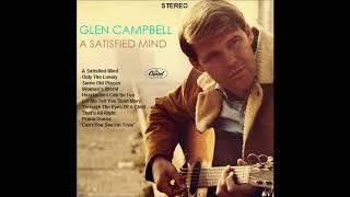 Glen campbell a satisfied mind (fantasy ...