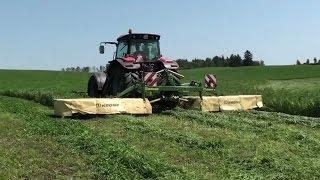 Agro Frankopol (Agro - Recenzja) Kosiarki Krone