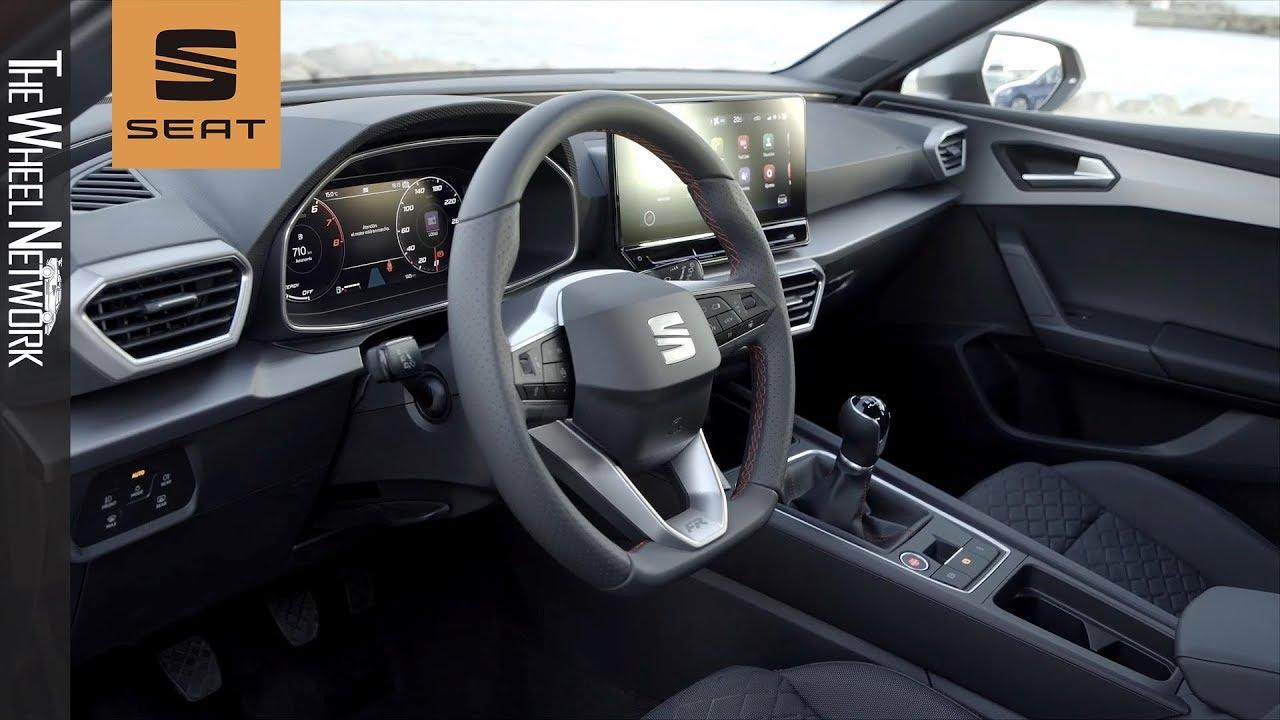 2020 SEAT Leon FR Interior - YouTube