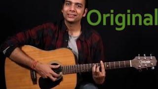The Humma Song | Ok Jaanu | Guitar Lesson | Cover | Algorythm
