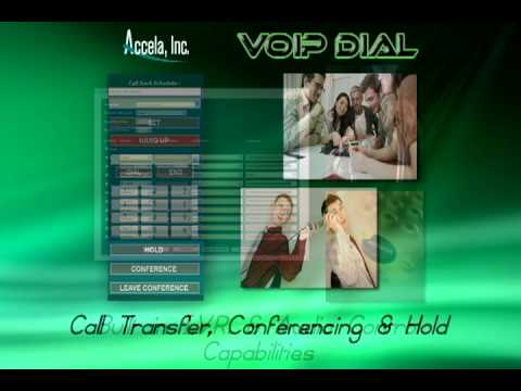 Accela Inc Voip Dial