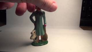 Tips on Selling Lead & Compostition Toy Figures on eBay & Amazon Barclay JoHillCo Trico etc.