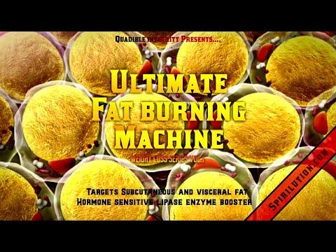 ★The Ultimate Fat Burning Machine★