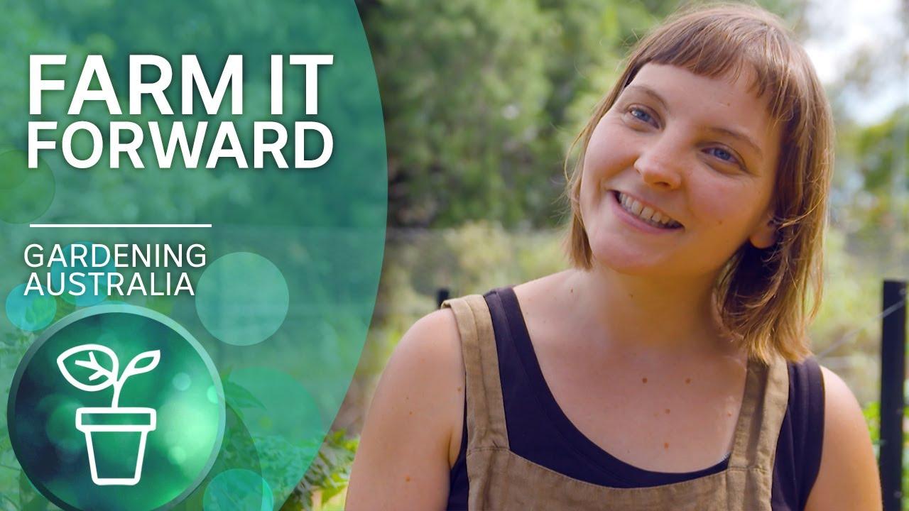 Growing market gardens on other people's properties   Urban farming   Gardening Australia