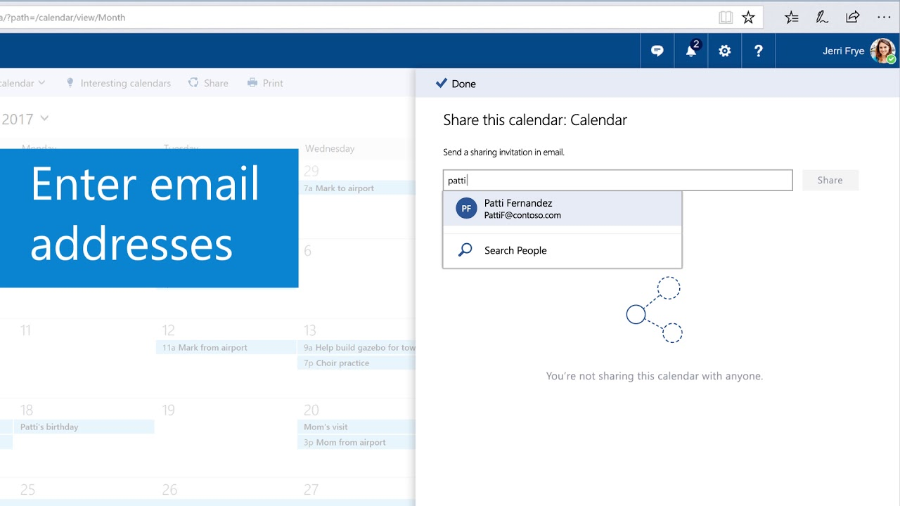 Microsoft Outlook Tips: Manage your family's schedule