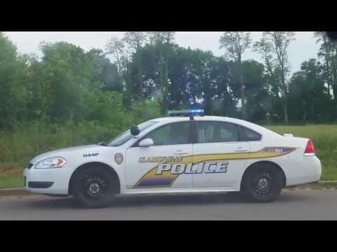 Clarksville Police - Clarksville, Tennessee