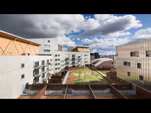 Urban Planning And Housing In Bordeaux By Mateoarquitectura